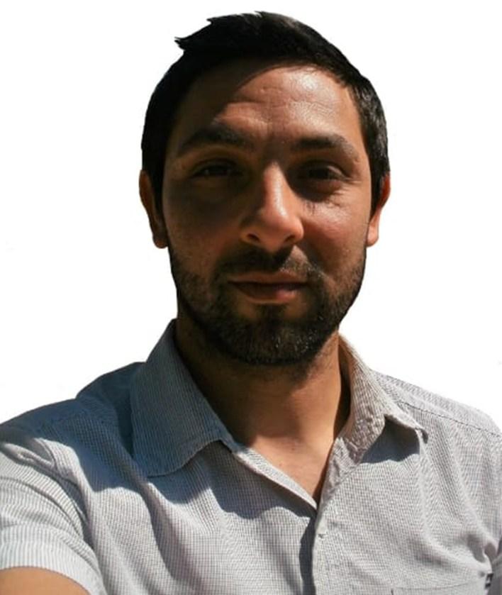 Francisco Ariel Muñiz tiene 36 años