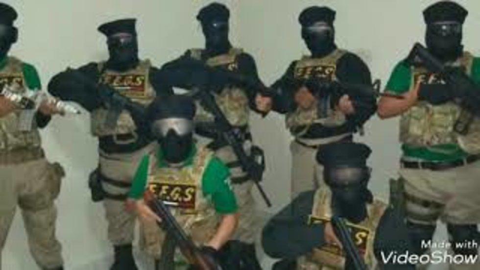Grupo Sombra (Foto: Especial)