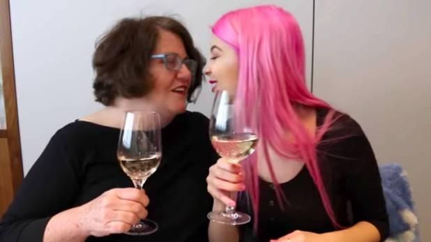Eileen De Freest y Julia Zelg han llamado la atención por su romance (Foto: Instagram)