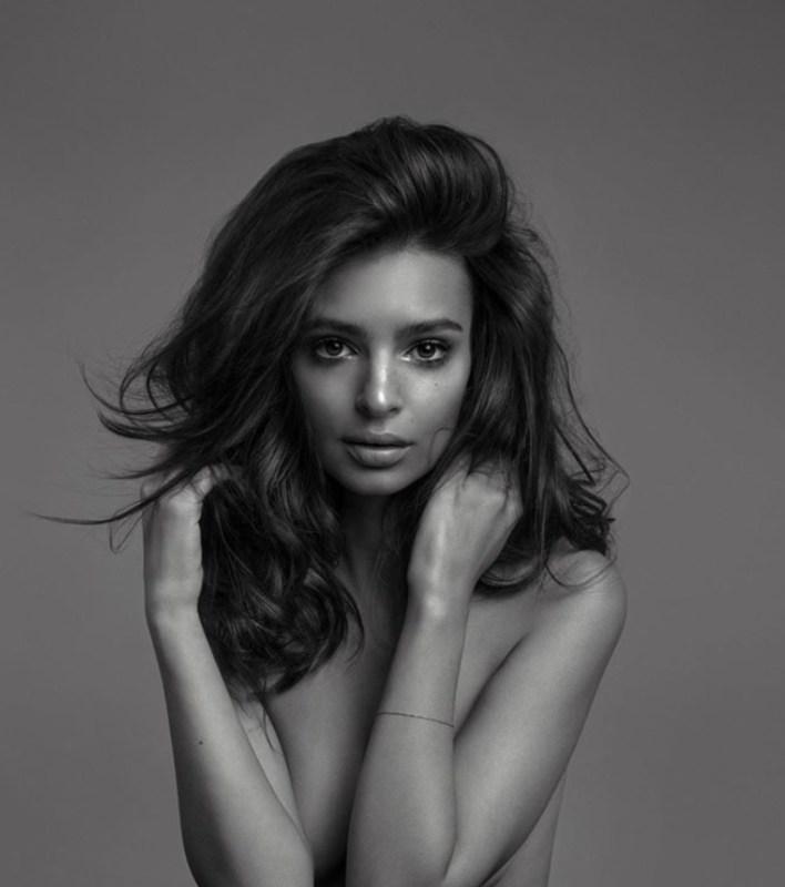 La modelo de 27 años de edad ha modelado para reconocidas marcas (Foto: Instagram – @emrata)