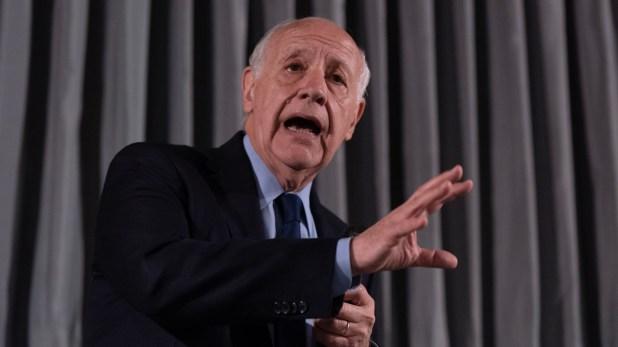 El ex ministro quiere una candidatura por consenso pero propuso postergar la discusión para más adelante (Adrián Escandar)