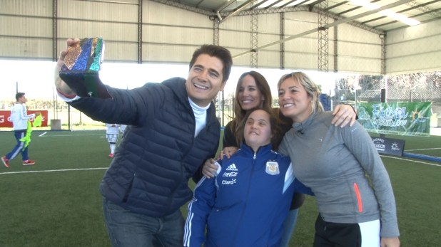 Evento solidario en el Mundial de Futbol Femenino (5)