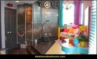 Rockstar Themed Bedroom