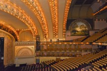 Chicago Auditorium Theater Building Images