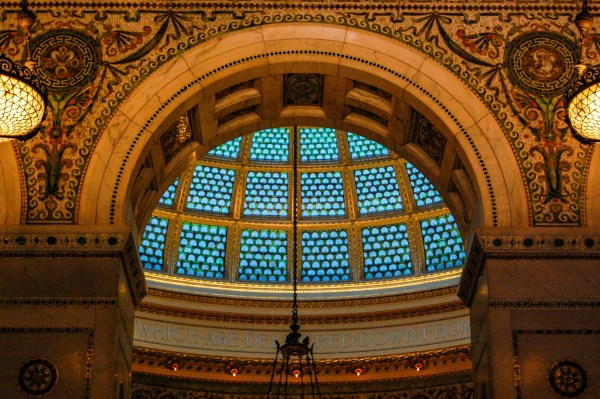Chicago Cultural Center Buildings Of Architecture - Cac