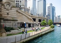 Chicago Riverwalk  Buildings of Chicago  Chicago ...