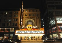 Chicago Theatre Buildings Of