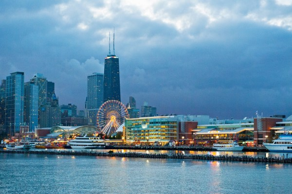 Navy Pier Buildings Of Chicago Architecture Center - Cac