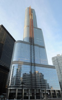 Trump Tower Buildings Of Chicago Architecture