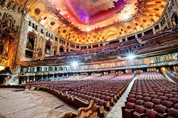 Uptown Theater Chicago IL