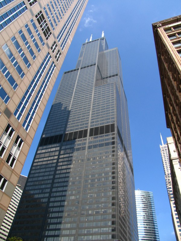Willis Tower Buildings Of Chicago Architecture Center - Cac