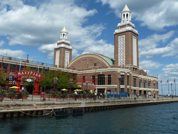 Navy Pier And Chicago Shakespeare Theater Tours Architecture Center - Cac