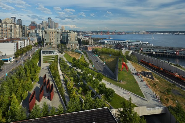 Architect Talk Weiss Manfredi And Magic Of Urban