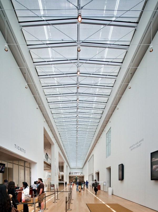 Art Institute Of Chicago Campus And Modern Wing