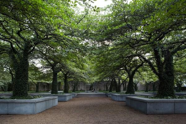 Landscape Architecture Legacy Of Dan Kiley Exhibits