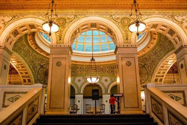 Chicago Cultural Center Sites Open House