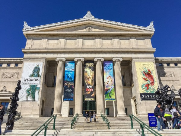 Field Museum Of Natural History Sites Open House Chicago