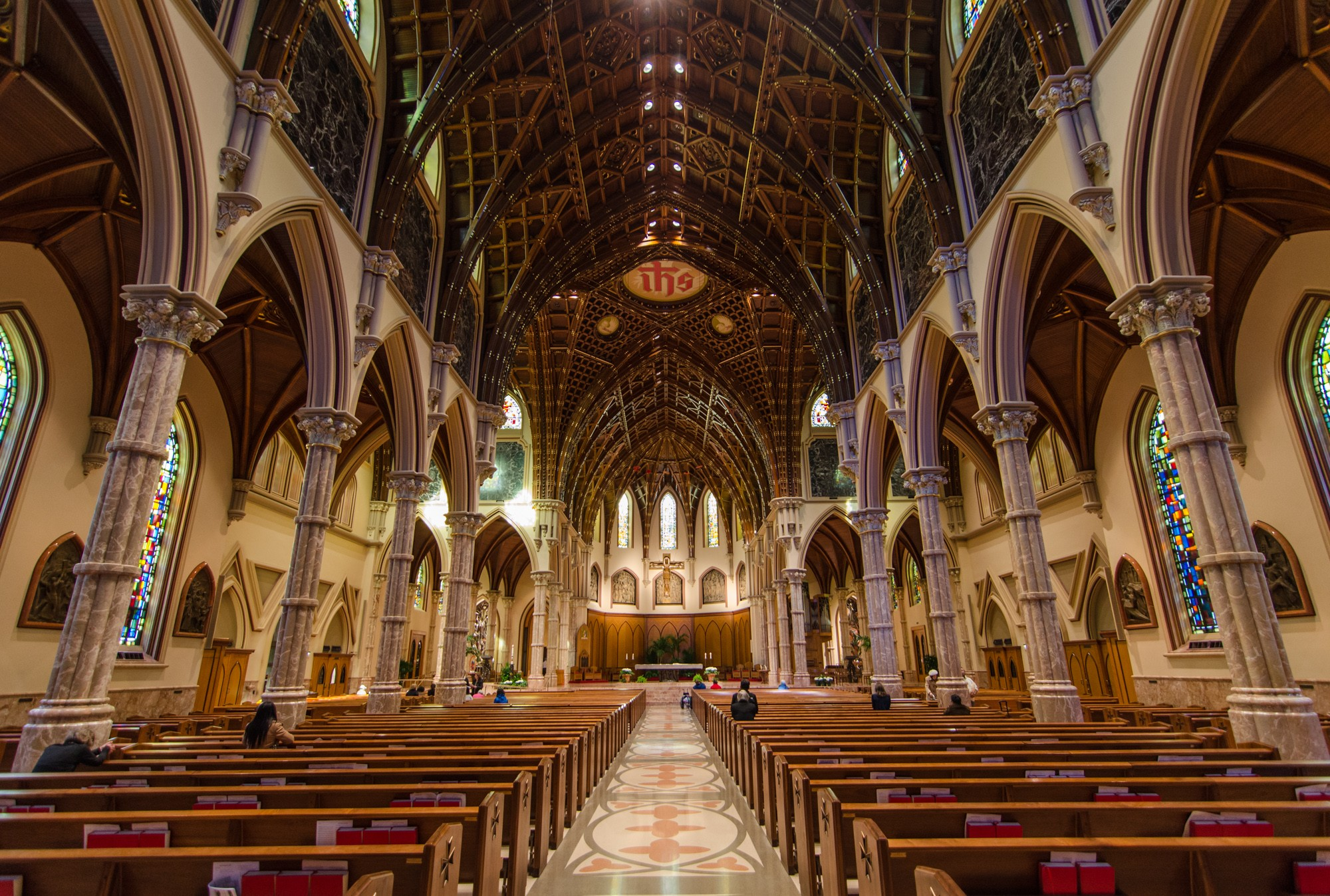 Holy Name Cathedral Sites Open House Chicago
