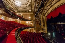 Depaul University Merle Reskin Theatre Blackstone