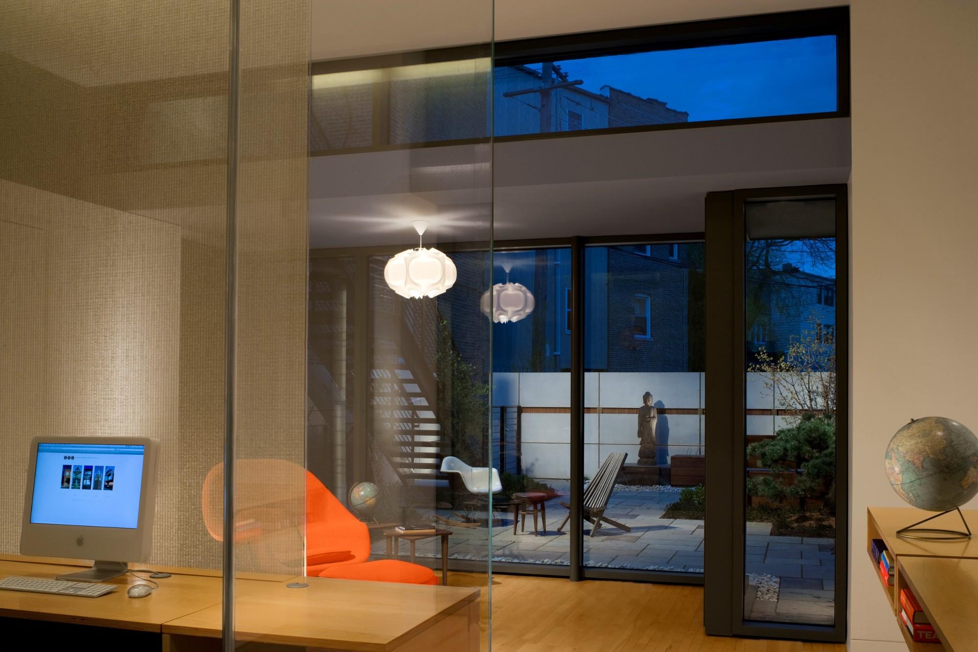 Studio V Design Krause Music Store Sites Open House Chicago