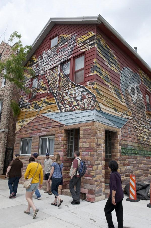 Walk Pilsen Tours Chicago Architecture Foundation - Caf