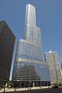 Trump International Hotel & Tower Tours Chicago