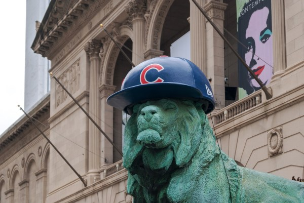 Buildings Cubs Fans Chicago Architecture Center - Cac
