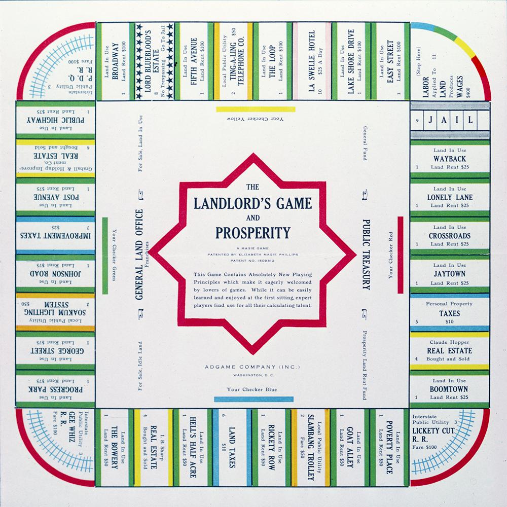 Monopoly Game Economics