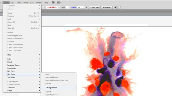 How to Make Watercolor Brushes in Illustrator