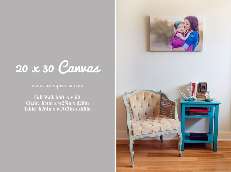 spotlight on selling canvas
