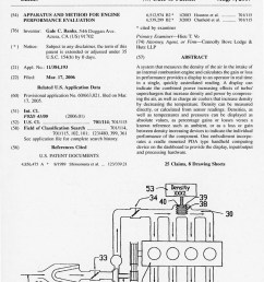check it out engine performance evaluation us patent 7 254 477 [ 800 x 1152 Pixel ]