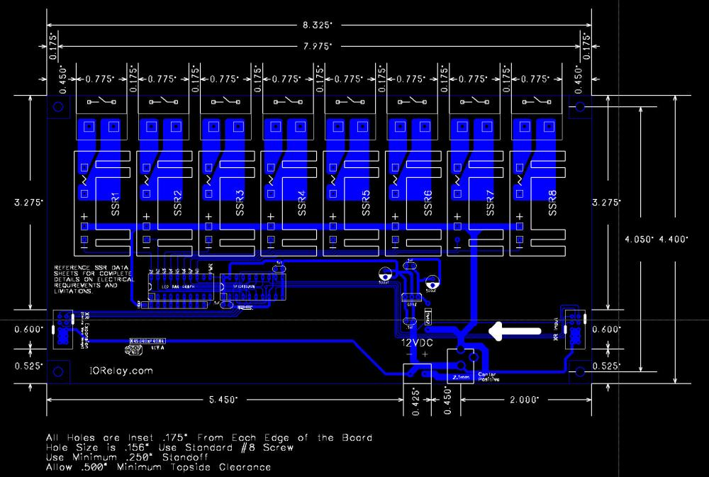 medium resolution of solid state relay crydom s228 wiring diagram