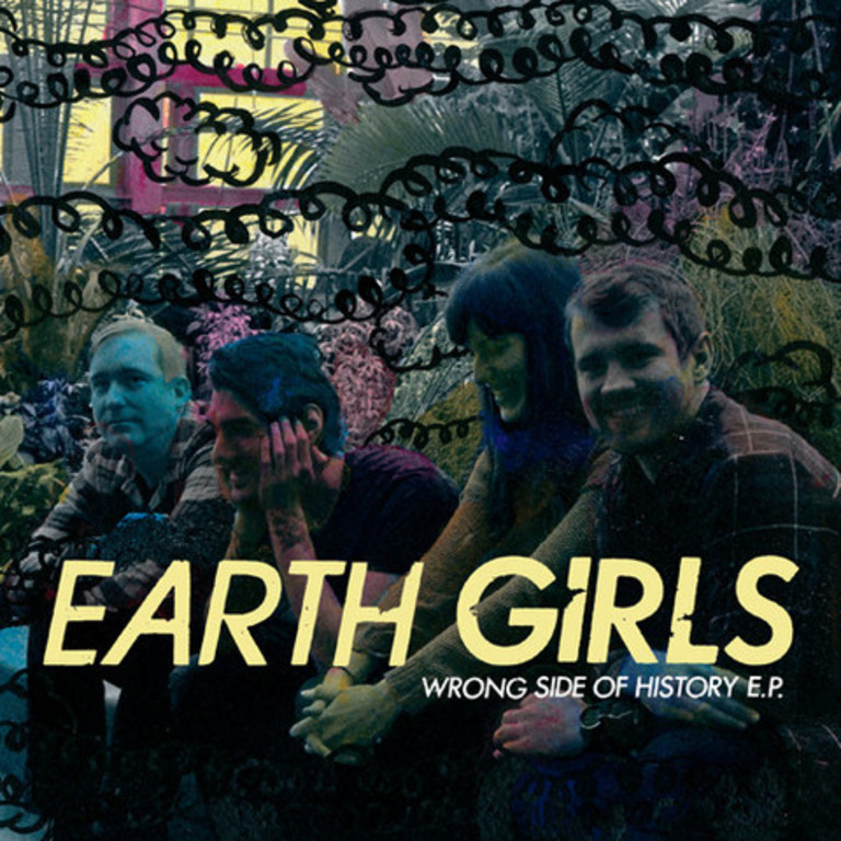 Dischord Records: Earth Girls
