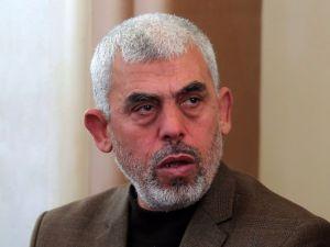 Yahya Sinwar, the leader of Hamas in the Gaza Strip.