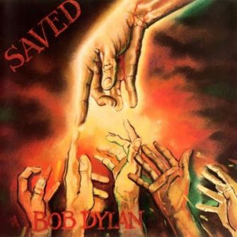 """""""Saved"""" was the second album of Dylan's """"Christian trilogy,"""" following his conversion to born-again Christianity."""