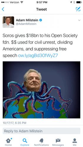 adam milstein anti semite