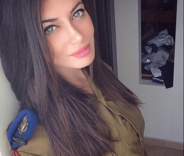 Sizzling Pictures Of Israeli Women Soldiers Heat Up Instagram