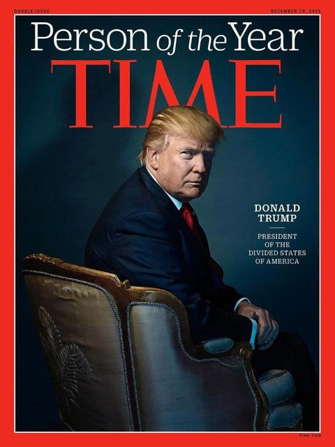 Why Times Trump Cover Is a Subversive Work of Art  The Forward