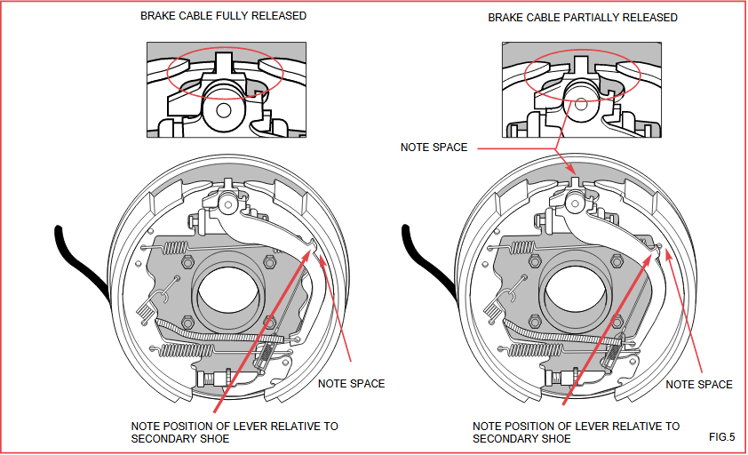 Ford Truck Rear Brake Drum Install Problems: Brake Drag