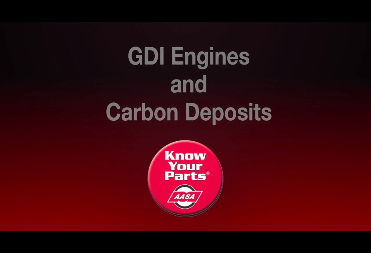 hight resolution of gdi engines and carbon buildup