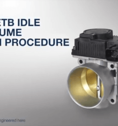nissan electronic throttle body idle and volume relearn procedure [ 1366 x 768 Pixel ]