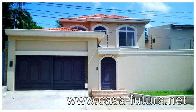 Elegante Casa Nueva de 3 Habitaciones en Colonia Trejo