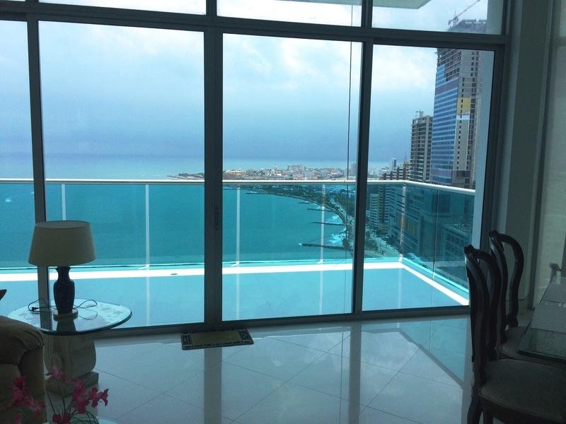 Apartamento En Venta En Cartagena Frente Al Mar Bocagrande