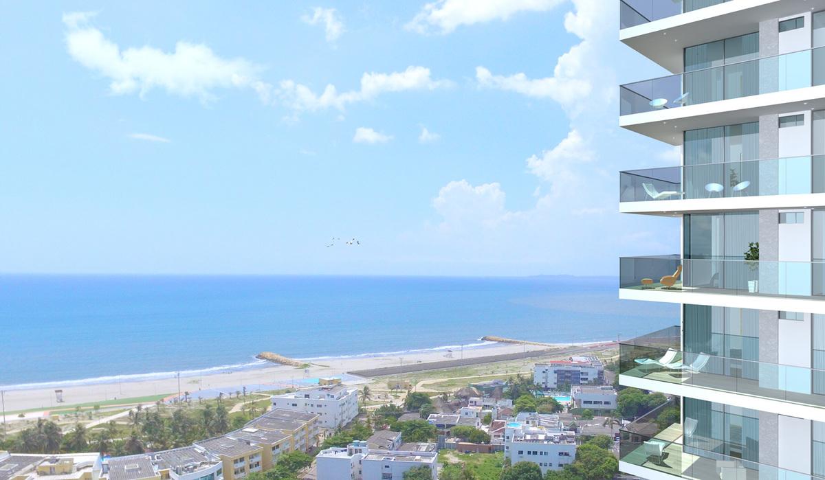 Ambar 567 Apartments Crespo Cartagena de Indias