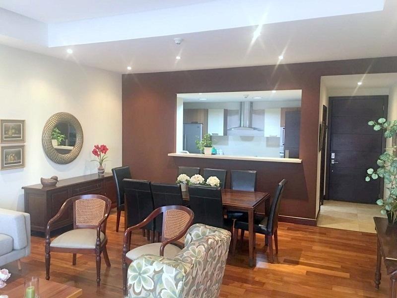 Apartamento Amueblado 2D en Renta  Tiffany Caada