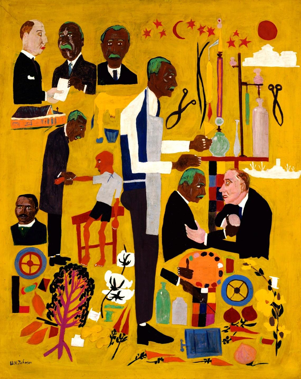 George Washington Carver Study 2