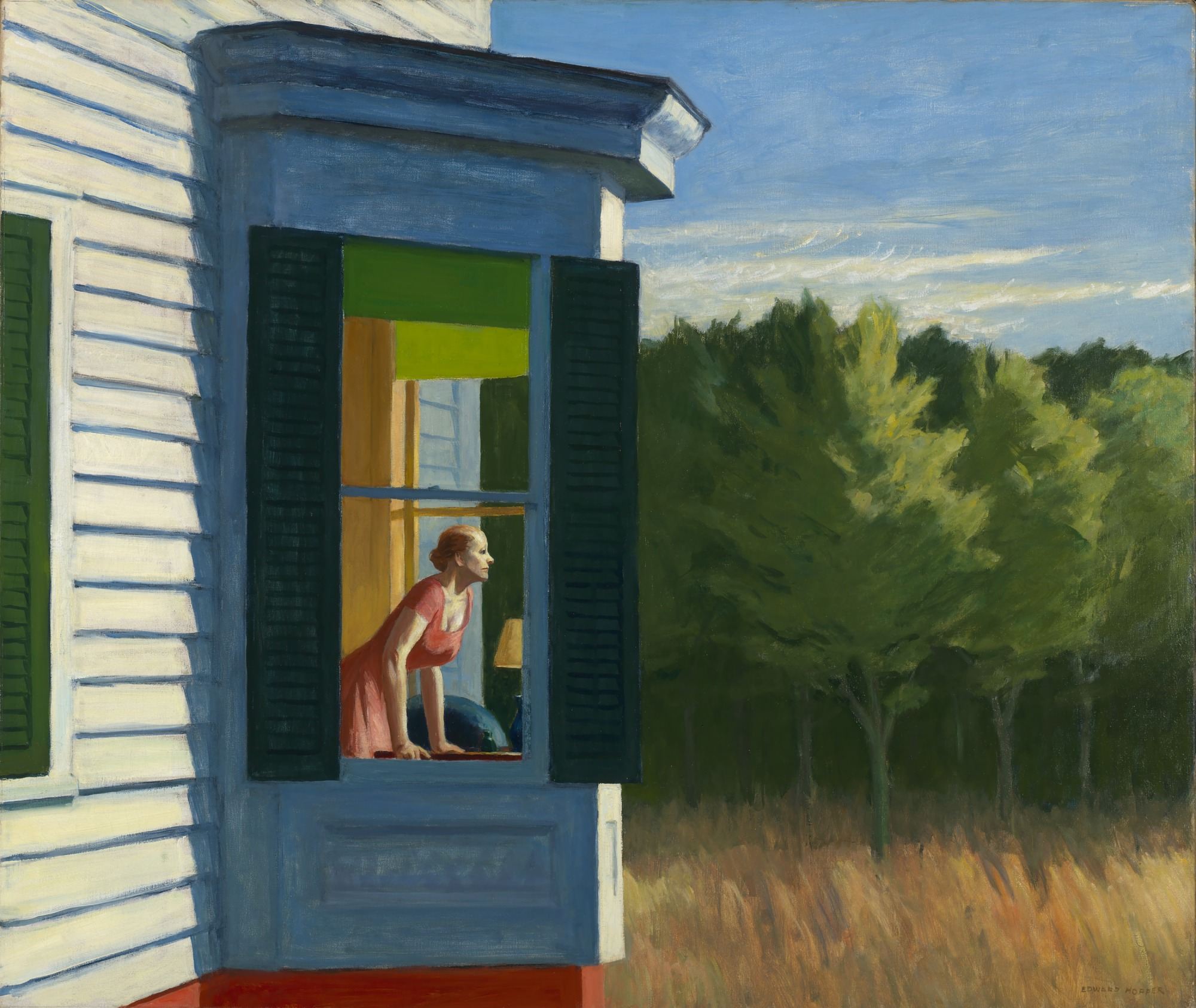 Cape Cod Morning | Smithsonian American Art Museum