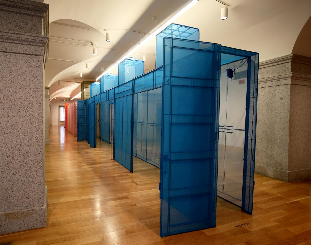 Do Ho Suh Almost Home  Smithsonian American Art Museum