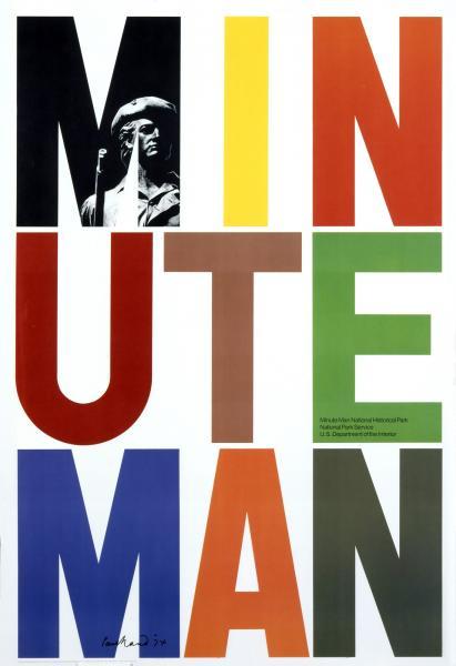minute man smithsonian american