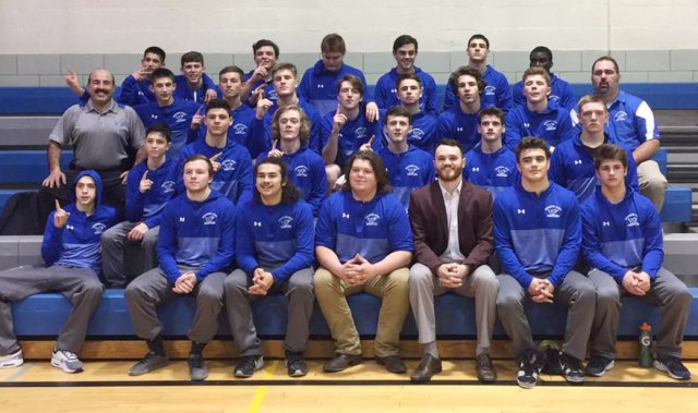 Sparrows Point cruises to 1A2A North Region Dual championship